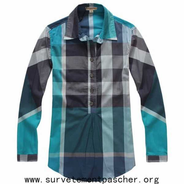 acheter chemise burberry fdba6b571c7