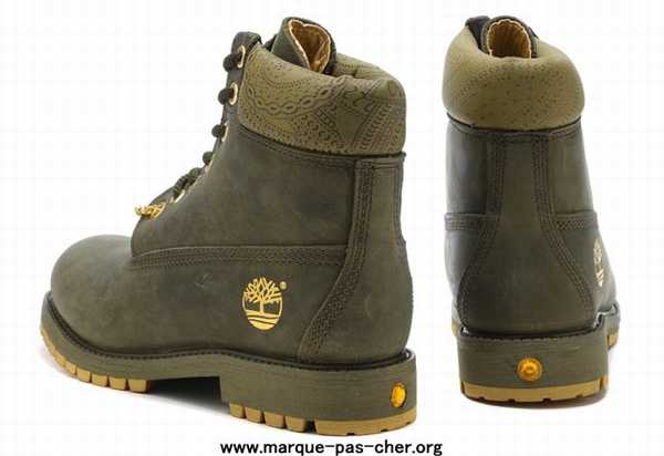 imitation timberland homme pas cher