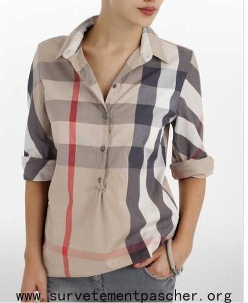 femme burberry pas cher,chemisier burberry femme pas cher chemise carreaux  femme pas cher chemise femme marque d83c6368b86
