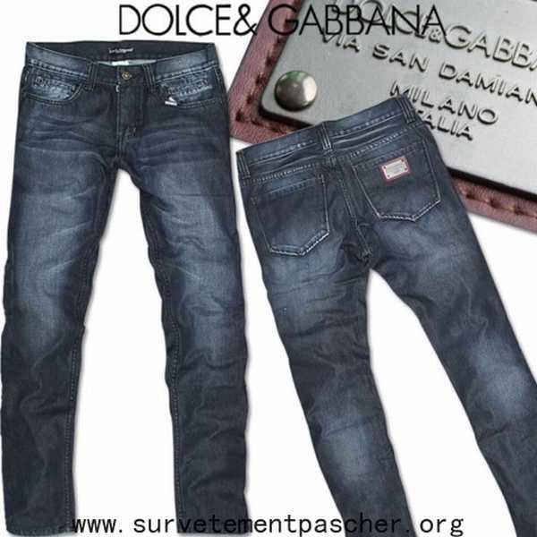 8b6f9e6f7c38 pantaloni jeans dolce gabbana dg jeans