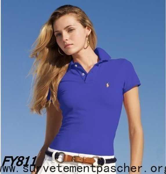 Ralph Xs T Lauren Pour polo Femme Shirt Femme ulKJ1TFc3