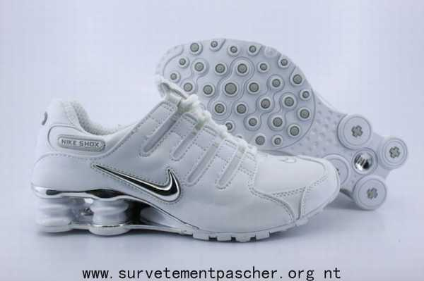 new style f2aee cac50 nike shox grossiste